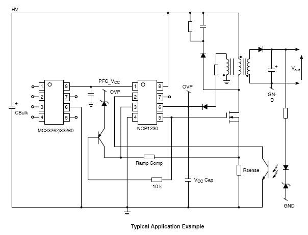 NCP1230: PWM Controller, Fixed Frequency, Current Mode