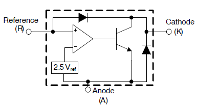 NCP431: Voltage Reference, Low Cathode Current, Programmable, Shunt Regulator