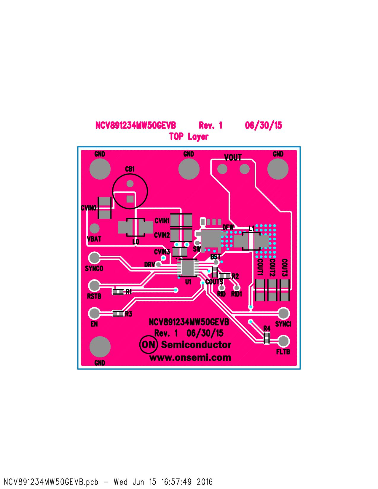 NCV891234: Step-Down Regulator, Dual-Mode, 2 MHz Low-IQ