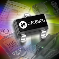 CAT8900 family of high-accuracy voltage reference integrated circuits (ICs)