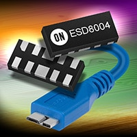 ESD8004 ESD Protection Array.