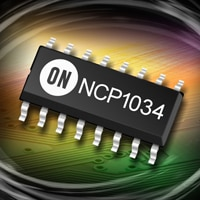 NCP1034 High Voltage PWM Controller