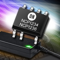 NCP1234 and NCP1236 family of fixed frequency pulse width modulation (PWM) current mode controllers