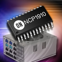 NCP1910 high performance combo controller