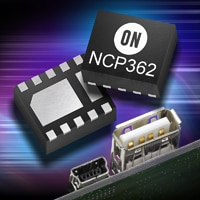 NCP362 – the industry's first overvoltage protection (OVP) device