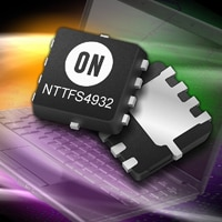 24 new 30 volt (V), N-channel Trench MOSFETs in DPAK, SO-8FL, µ8FL, and SOIC-8 packages featuring enhanced switching performance for synchronous buck converters.
