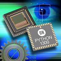PYTHON1300 global shutter CMOS image sensor.