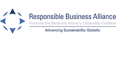 Responsible Business Alliance (RBA) logo