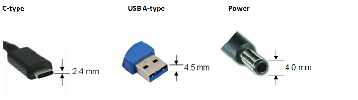 Types of Adaptors