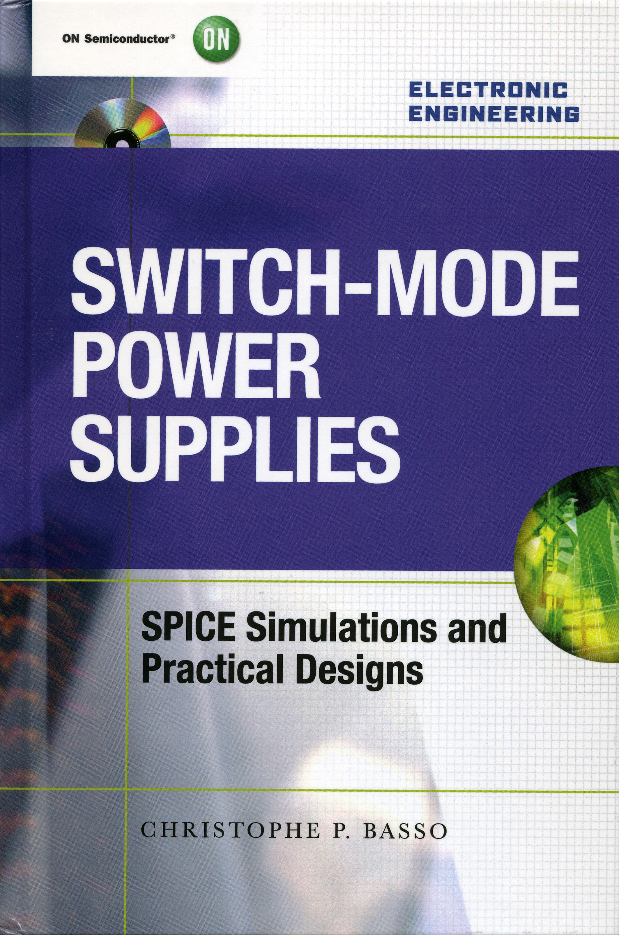 """Christophe Basso Releases New Book: """"Switch Mode Power"""