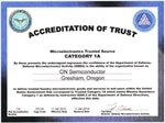Trusted Foundry Accreditation - Gresham, Oregon