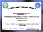 Trusted Foundry Accreditation - Pocatello, Idaho