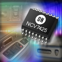 Integrated LIN+LDO and Dual CAN Transceivers