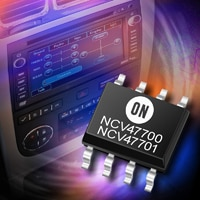 NCV4770x Adjustable Output Low Dropout Voltage Regulator ICs