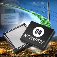 PLC Modem SoC for Smart Metering & Building Automation