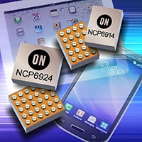 Power Management ICs Optimized for Portable Electronics
