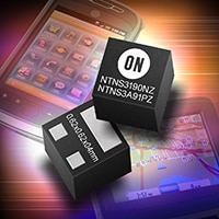 Industry's Smallest MOSFETs in Highly Compact Packages for Portable Applications