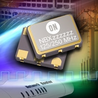 Single- and dual-frequency oscillator modules deliver high precision performance for LVDS and LVPECL 2.5 V and 3.3 V clock generation applications
