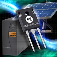 High Performance 1200 V Trench Field Stop IGBT Expanded Portfolio