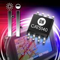 CAT5140 digital potentiometer