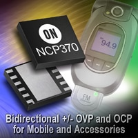 Industry's First Integrated Bi-Directional OVP