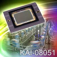 CCD Image Sensor for ITS, Surveillance, Industrial Inspection