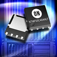 New Medium Voltage N-Channel MOSFET