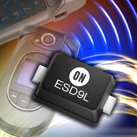 ESD Protection Diode, Ultra Low Capacitance, Unidirectional Image