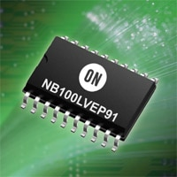 Translator, AnyLevel™ Positive Input to NECL Output Voltage Image