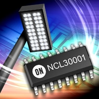 LED Driver, High Efficiency, Single Stage, Power Factor Corrected Image