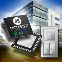 KNX Transceiver for Twisted Pair Networks Image