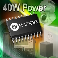 Integrated PoE-PD and DC-DC Converter Controller, 40 W, with Auxiliary Supply Support