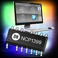 Current Mode Resonant Controller with Integrated High Voltage Drivers, High Performance