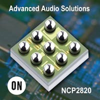 Audio Power Amplifier, Class D, 2.65 W, Filterless, Mono Image