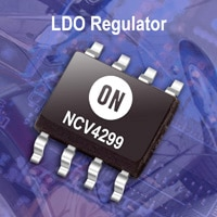 Linear Voltage Regulator, LDO, 150 mA Image