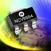 Linear Voltage Regulator, LDO, Very Low Iq Image