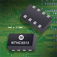 Power MOSFET 20V 3.9A 80 mOhm Complementary ChipFET Image