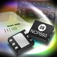 New CMOS linear voltage regulator families from ON Semiconductor