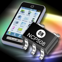 ON Semiconductor Introduces a New Integrated Voltage Regulator that Offers a Low-Power Solution for Battery Powered Applications