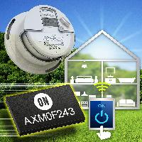 AXM0F243 Narrow-Band RF Transceiver System-on-Chip (SoC)