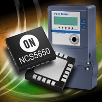 NCS5650 - a new line driver device targeted at Power Line Carrier (PLC) communications applications