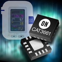 ON Semiconductor Introduces Low Power LED Driver Optimized for Coin Cell Powered Backlighting Applications