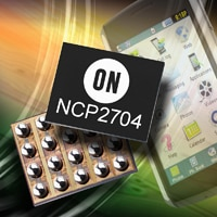 NCP2704 audio subsystem IC