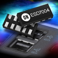 ON Semiconductor Introduces Industry's Lowest Capacitance ESD Protection for High Bandwidth Interfaces