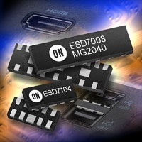 Industry's Lowest Capacitance Transient Voltage Suppressors