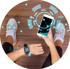 wearable and health